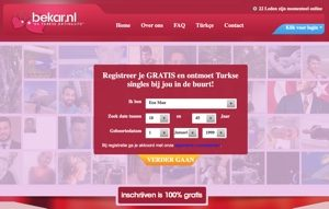 Turkse datingsite Bekar